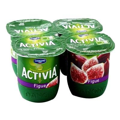 Activia figues 4x125g od