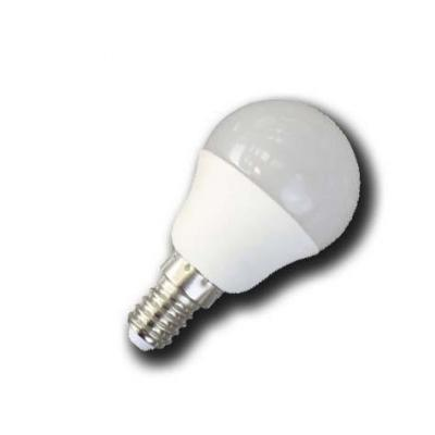 Ampoule led mini ronde u 25 w e14 opaque