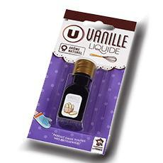 Arome naturel vanille u 20 ml