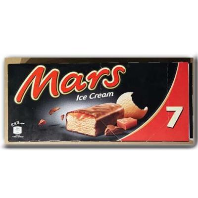 Barre glacee mars x7 293g