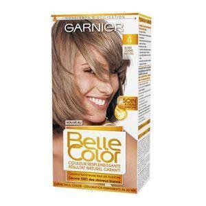 Bel color blond fonce 5