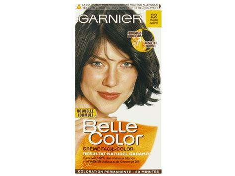 Belle color chatain 22