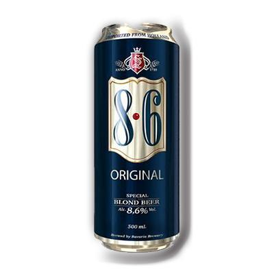 Biere 8 6 original bte50cl
