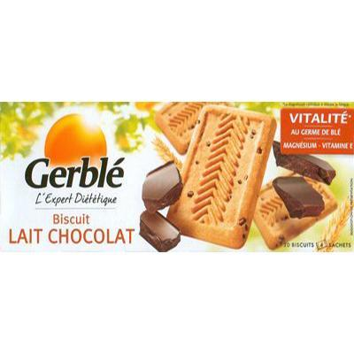 Biscuit lt choco gerble