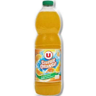 Boisson frt orange u 2l