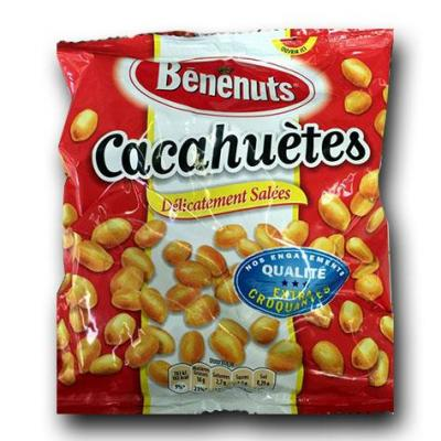 Cacahuetes delicatement salees benenuts 440 g