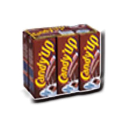Candy up chocolate candia 1 2 l 6 x 20 cl