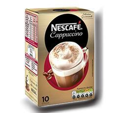 Cappuccino nescafe 140 g 10 sticks de 14 g