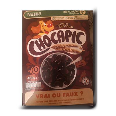Chocapic nestle 430g