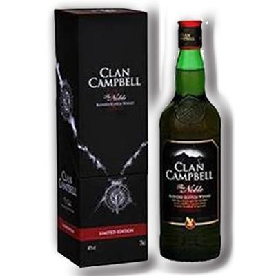Clan campbell whisky 70cl