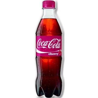 Coca cola cherry pet 1 25l