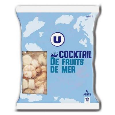 Cocktail de fruits de mer u 500 g