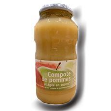 Compote pom alleg ppx 720g