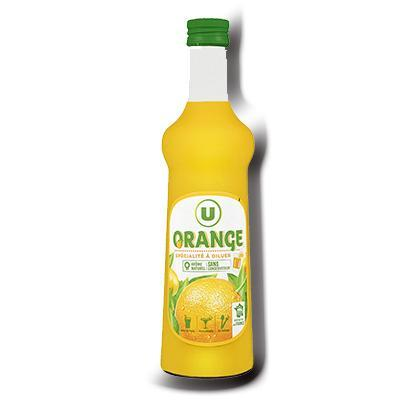Concentre d orange u 70 cl