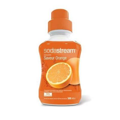 Concentre sodastream 500ml orange