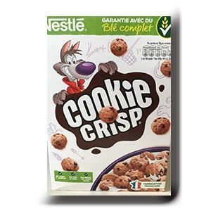 Cookie crisp nestle 375 g