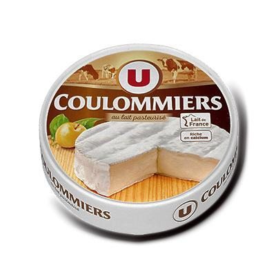 Coulommiers 23 mg u 350g