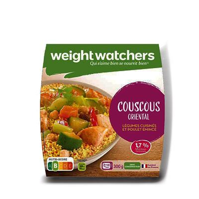 Couscous oriental weight watchers 300 g