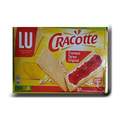 Cracotte froment 250 grs