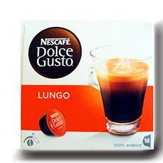 Dolce gusto lungo 16doses