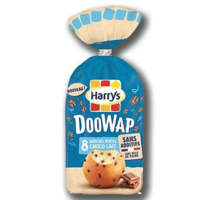 Doowap pepites chocolait ss additif harrys 320 g