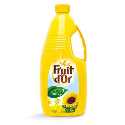 Fruit d or huile tournesol 3l