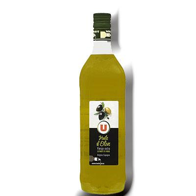 Huile d olive vierge extra u 1 l