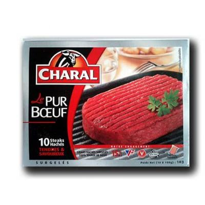 Le pur b uf charal 1 kg