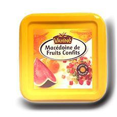 Macedoine de fruits confits vahine 150 g