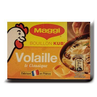 Maggi bouil volail 8tablet