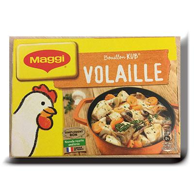 Maggi bouil volaille 18tab