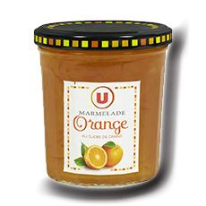 Marmelade d orange 28 de fruits u 370 g