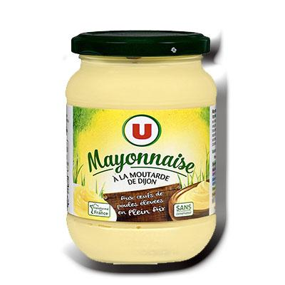 Mayonnaise u bocal 235g