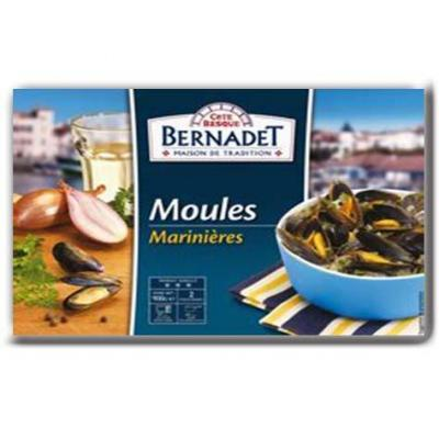 Moules marinieres 900g