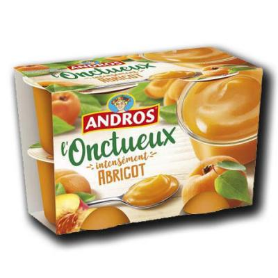 Onctueux abric andr 4x97g