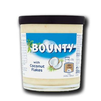 Pate a tartiner bounty 200