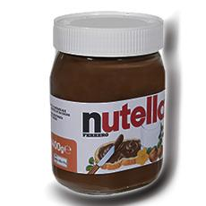 Pate tar nois nutella 400g