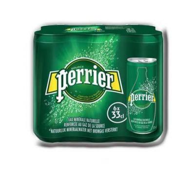 Perrier boite pack 6x33cl
