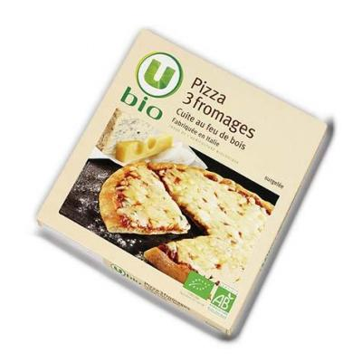 Pizza 3 fromages u bio 360