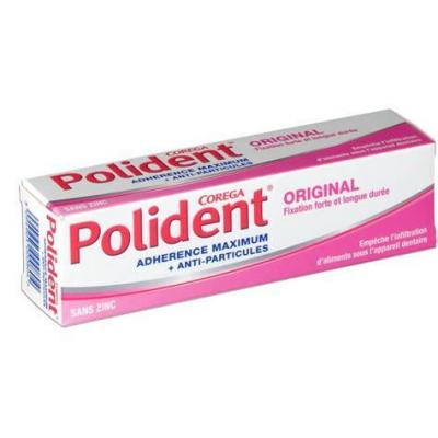 Polident cr adhes orig 40g