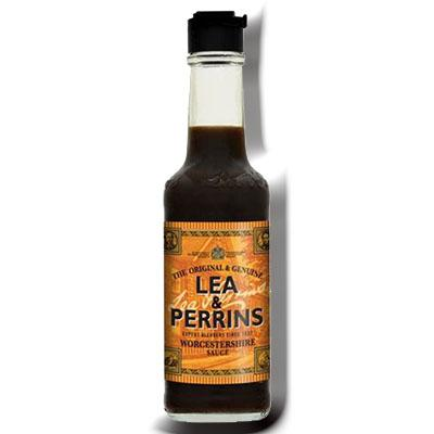 Sauce worcestershire lea perrins 150 ml
