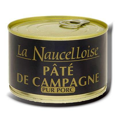 Savy 1 6 pate campagn 190g