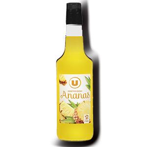 Sirop d ananas u ble 70cl