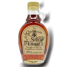 Sirop d erable le quebecois 189 ml