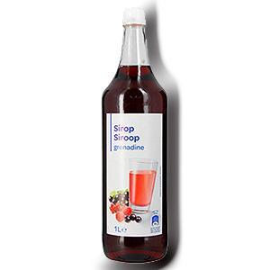 Sirop grenadine ppx ble 1l