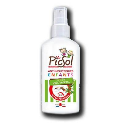 Spray moust enfants picsol