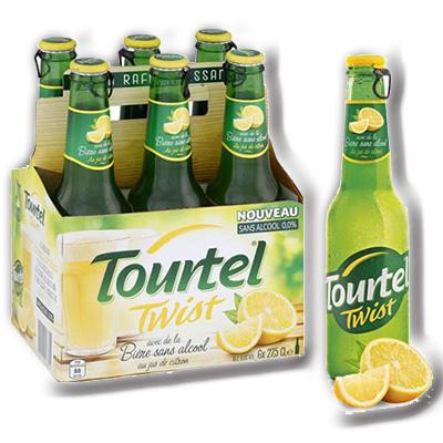 Tourtel twist citron 6 x 27 5cl