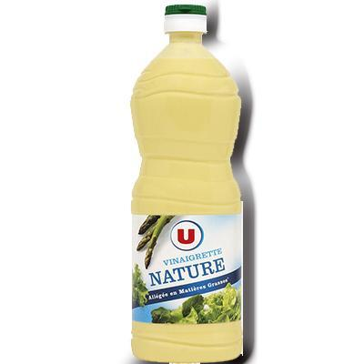 Vinaigrette nature u 1l